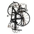 Велосипед кованый декоративный - фото 13773