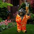 Садовый светильник Крот - фото 13787