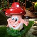 Садовый светильник Гриб - фото 13797