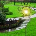 Шпалера декоративная Совенок с фонарем - фото 13819