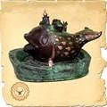 Садовый фонтан Рыба Кит US07705 - фото 13934