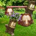 Комплект садовых фигур Сказочные Пеньки - фото 14080