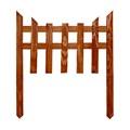 Дачный деревянный забор - фото 14409