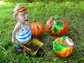 Садовая фигура Зять - фото 14423