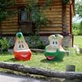 Садовые стулья фрукты