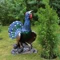 Садовая фигура Глухарь - фото 14919