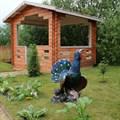 Садовая фигура Глухарь - фото 14920