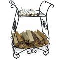 Подставка для дров - фото 15028