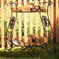 Подставка для дров - фото 15079