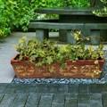 Кашпо садовое большое - фото 15093