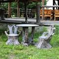 Комплект мебели для сада Пни - фото 15120