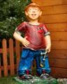 Мальчик хулиган - фото 15352