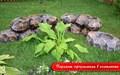 Кашпо-камень малое - фото 15474