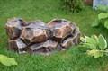 Кашпо  полукруглое - фото 15500