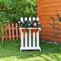 Забор садовый