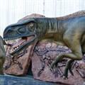 Динозавр Эотираннус - фото 15676