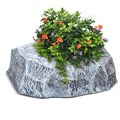 Кашпо-камень малое - фото 15736