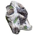 Кашпо пень цветочница - фото 15758