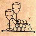 "Настенная бутылочница ""Коктейль"" - фото 15810"