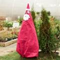 Дед Мороз укрытие из спанбонда - фото 15855