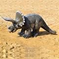 Парковая фигура динозавр