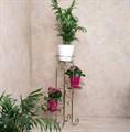 Подставка напольная для 3 цветков - фото 15895