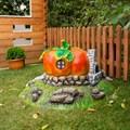 Декоративная садовая крышка