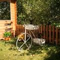 Садовая подставка