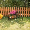 Подставка для цветов Велосипед - фото 17473
