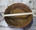 Вкладыш из кокосового волокна 36см - фото 17901