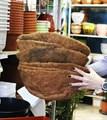 Вкладыш из кокосового волокна 36см - фото 17902