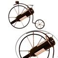 Подставка винная Велосипед на стену - фото 18109