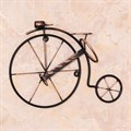 Подставка винная Велосипед на стену - фото 18123