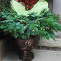Вазон для цветов уличный