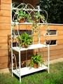 Этажерка для сада