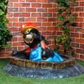 Садовая крышка на люк F03094