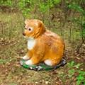 Медвежонок фигура для сада