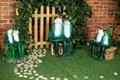Садовая фигура Две лягушки F01166 - фото 19988