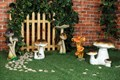 Садовая фигура Гриб березовый F07161 - фото 20002