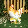 Курица фигура для сада