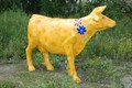 "Объемная фигура ""Корова"" - фото 20603"