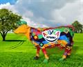 "Объемная фигура ""Корова"" - фото 20606"