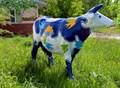 "Объемная фигура ""Корова"" - фото 20608"
