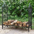 Подставка для дров садовая