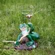 Поливалка лягушка