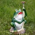 Фигура лягушки поливалка