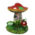 Поливалка для огорода гриб