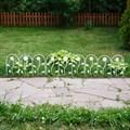 Заборчик цветок