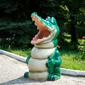 Урна на улицу Крокодил