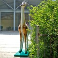 Фигура из полистоуна Жираф